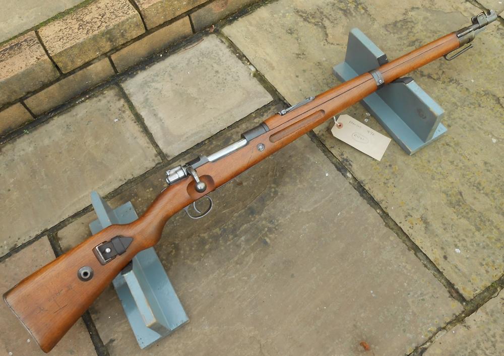 Mauser Model    1908