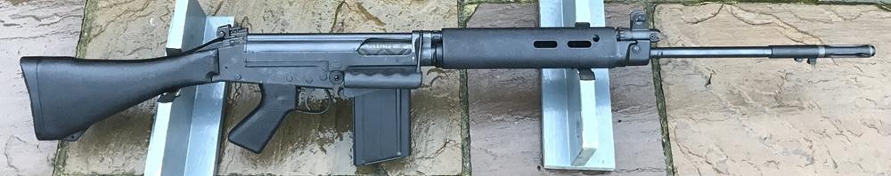 L1A1 SLR Straight Pull Rifle